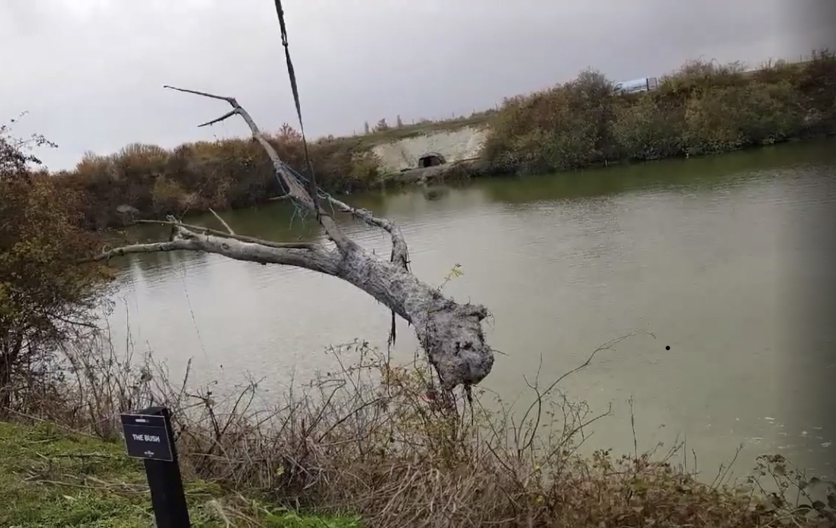 Snag removal from Kingfisher day ticket in Cambridgeshire