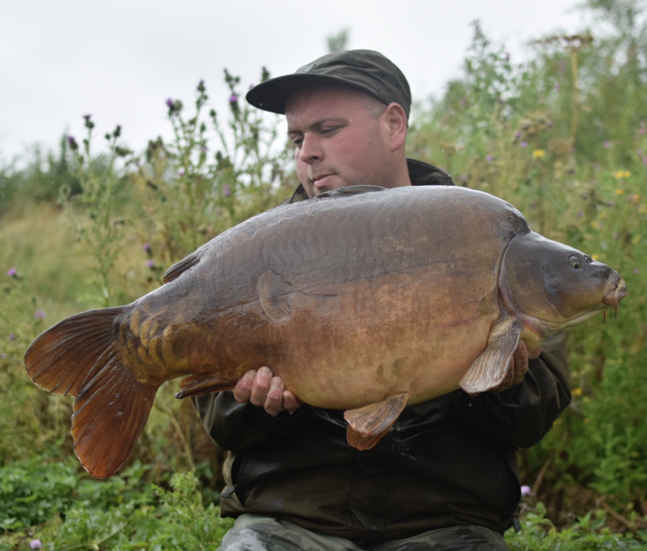 Carp Fishing Essex