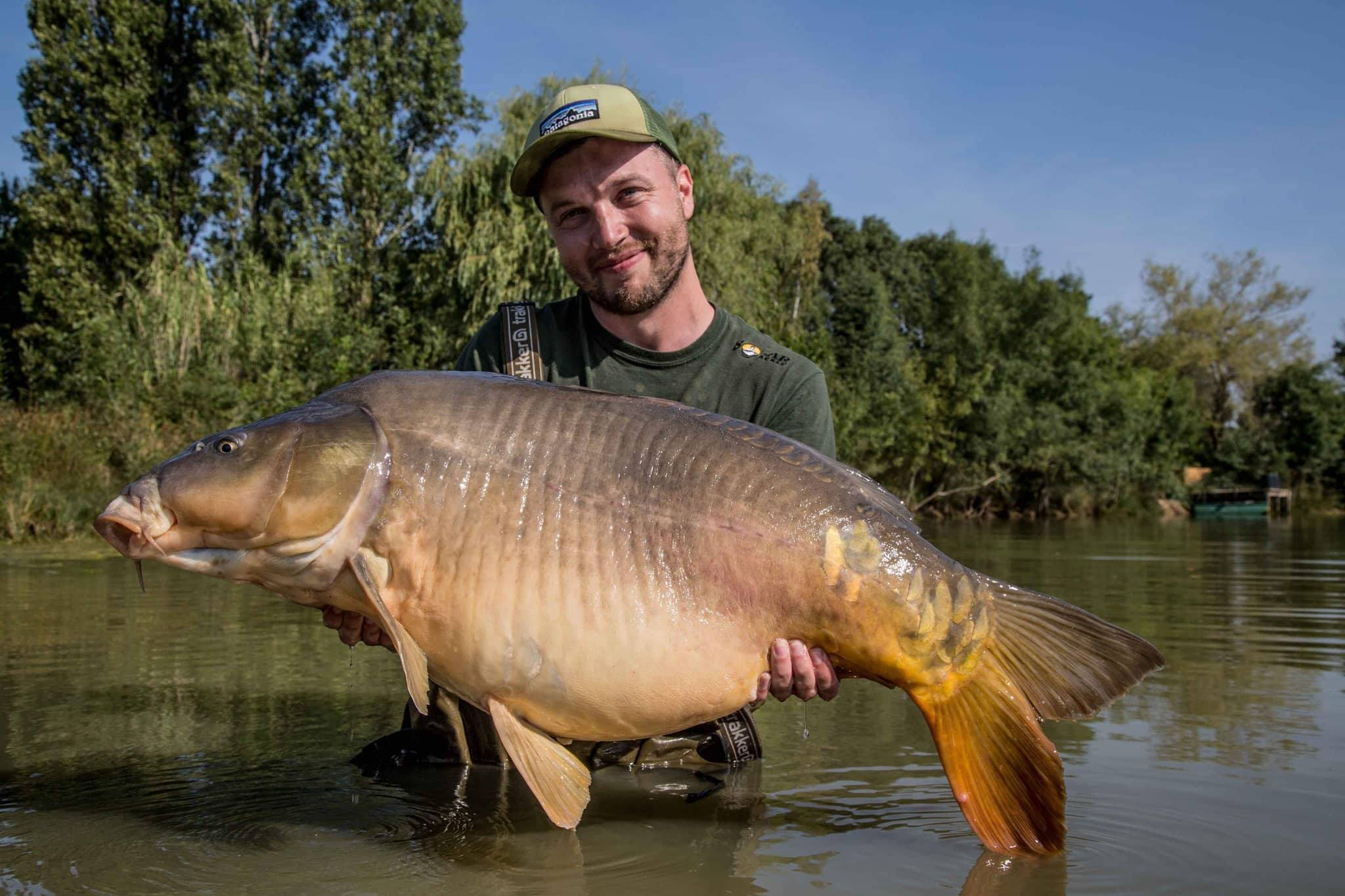 Drive and Survive Carp Fishing in France