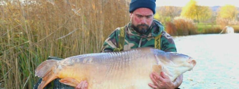 Carp Fishing in Hungary