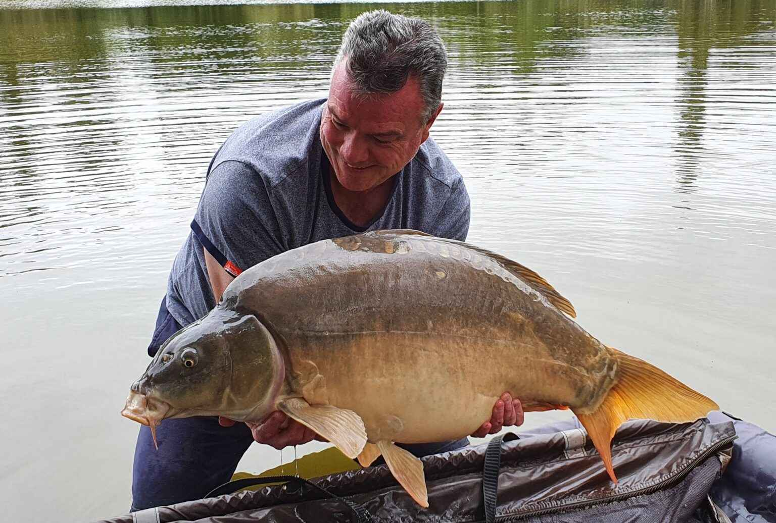 Carp Fishing Holidays with Accommodation and Swimming Pool